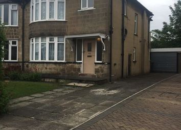Thumbnail 3 bed semi-detached house to rent in The Spinney, Street Lane, Moortown, Leeds