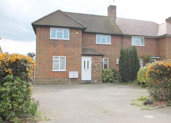 Thumbnail 3 bed semi-detached house to rent in Camp Road, St.Albans