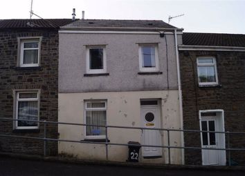 Thumbnail 3 bedroom terraced house for sale in Strand Street, Mountain Ash