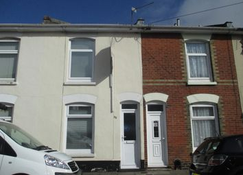 Thumbnail 2 bed terraced house to rent in Croft Road, Portsmouth