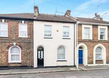 Thumbnail 2 bedroom terraced house for sale in Berkley Road, Gravesend