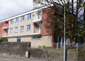 Thumbnail 3 bed flat for sale in St. Leger Crescent, Port Tennant