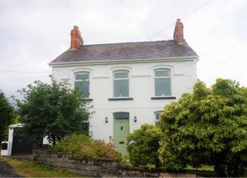 Thumbnail 3 bed detached house for sale in Heol Fach, Ammanford