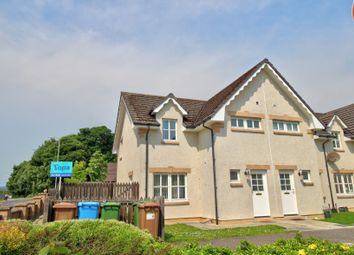 Thumbnail 3 bed end terrace house for sale in Strathpeffer Road, Dingwall