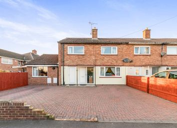 Thumbnail 3 bedroom end terrace house for sale in Boswell Road, Cowley, Oxford