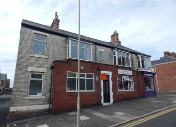 Thumbnail 3 bed flat to rent in Baring Street, South Shields