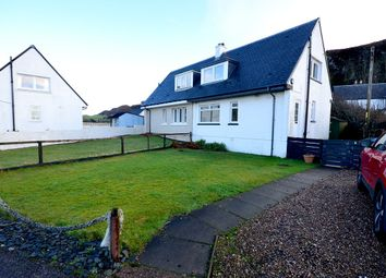Thumbnail 2 bed semi-detached house for sale in Seaview Terrace, Easdale, Oban