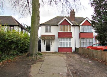 Thumbnail 1 bed flat for sale in Nightingale Road, Carshalton