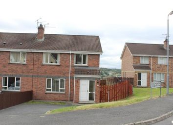 Thumbnail 3 bed semi-detached house for sale in Craigaveen Close, Newry
