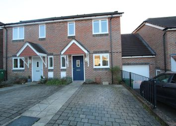 Thumbnail 3 bedroom semi-detached house to rent in Drift Road, Clanfield, Waterlooville