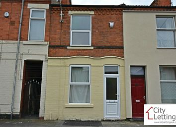 Thumbnail 2 bed terraced house to rent in Norwood Road, Nottingham