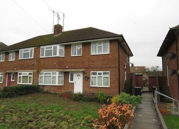 Thumbnail 2 bed flat for sale in Gloucester Crescent, Rushden
