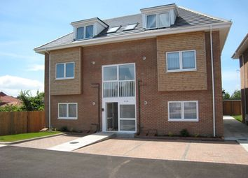 Thumbnail 2 bed flat to rent in Burt Close, Fareham Park Road, Fareham