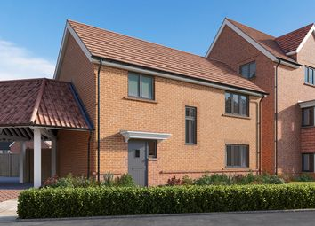 """Thumbnail 3 bed link-detached house for sale in """"The Totham"""" at Wycke Hill, Maldon"""