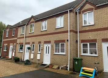 2 bed terraced house for sale in Bruce Close, Wisbech PE13