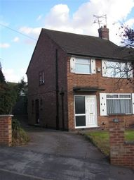 Thumbnail 3 bed semi-detached house to rent in Southview Road, Nottingham