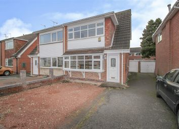 Thumbnail 3 bedroom semi-detached house for sale in Suffolk Avenue, Beeston Rylands, Nottingham