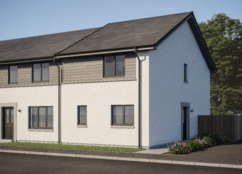 Thumbnail 2 bed semi-detached house for sale in Plot 170 Rowett South, Bucksburn, Aberdeen