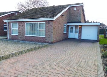 Thumbnail 3 bed detached bungalow for sale in Swallow Avenue, Skellingthorpe, Lincoln