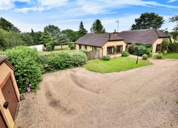 Thumbnail 4 bed detached bungalow for sale in Ravensdane Wood, Charing, Ashford, Kent