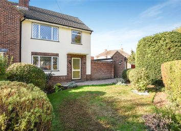 Thumbnail 3 bedroom semi-detached house for sale in Thames Mead, Windsor, Berkshire