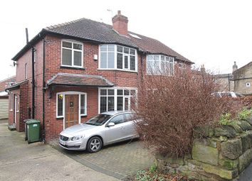 Thumbnail 3 bed semi-detached house for sale in Parkside Road, Leeds, West Yorkshire
