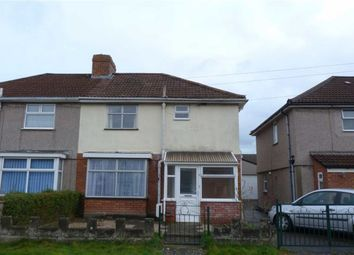 Thumbnail 3 bed semi-detached house to rent in Queensdale Crescent, Knowle, Bristol