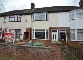Thumbnail 3 bed terraced house for sale in Second Avenue, Wellingborough, Northamptonshire