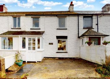 Thumbnail 3 bed terraced house for sale in Well Path Cottage, Well Lane, St Cleer, Liskeard
