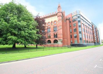 Thumbnail 2 bed flat for sale in Templeton Court, Glasgow Green, Glasgow