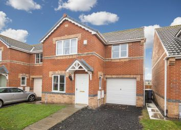 Thumbnail 3 bed detached house for sale in Brecon Gardens, Eston, Middlesbrough