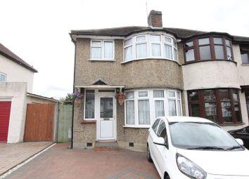 Thumbnail 3 bedroom semi-detached house for sale in Gander Green Lane, North Cheam, Sutton
