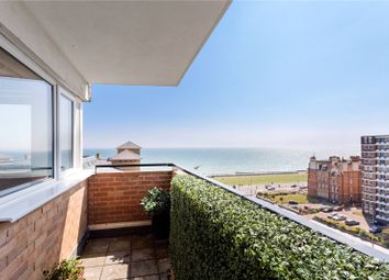 Thumbnail 2 bed flat for sale in Grand Avenue, Hove, East Sussex