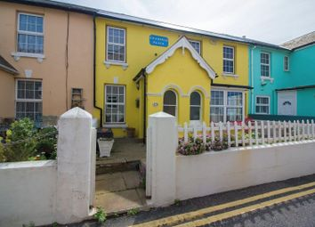 Thumbnail 2 bed terraced house for sale in Castle Road, Sandgate, Folkestone
