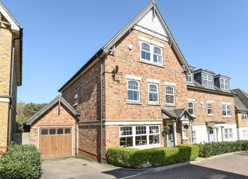 Thumbnail 5 bed semi-detached house for sale in Ascot, Berkshire