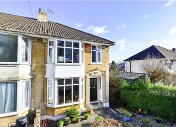 Thumbnail 3 bedroom terraced house for sale in Fairfield Road, Bath, Somerset