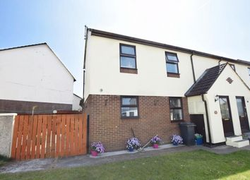 Thumbnail 2 bed semi-detached house for sale in Cronk Y Berry Avenue, Douglas