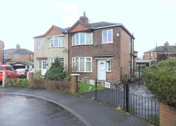 Thumbnail 3 bedroom semi-detached house for sale in Ringwood Avenue, Manchester