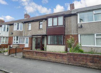 3 bed terraced house to rent in Alexandra Road, Ashington NE63