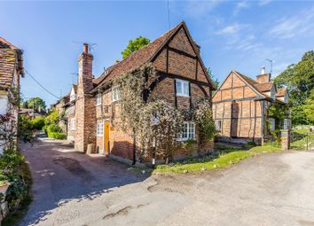 Thumbnail 3 bed semi-detached house for sale in Sleepy Cottage, 1 School Lane, Turville, Henley-On-Thames