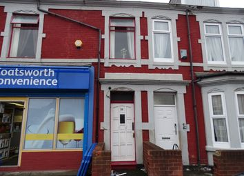 Thumbnail 4 bed flat to rent in Coatsworth Road, Bensham, Gateshead