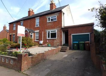 Thumbnail 2 bed end terrace house for sale in Westbrook End, Newton Longville, Milton Keynes, Buckinghamshire