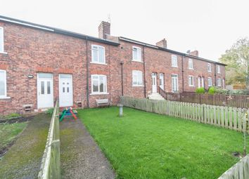 Thumbnail 3 bed terraced house for sale in Blackhall Colliery, Hartlepool