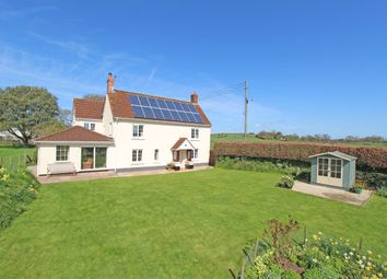 Thumbnail 5 bed detached house for sale in Westcott, Cullompton