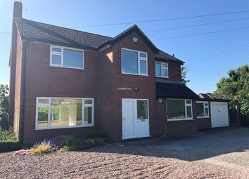 Thumbnail 4 bed detached house to rent in Newport Road, Woodseaves, Stafford