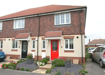 Thumbnail 2 bed end terrace house to rent in Empress Close, Wick, Littlehampton