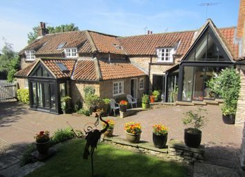 Thumbnail 3 bed country house for sale in Brompton By Sawdon, Scarborough, North Yorkshire