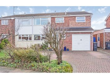 Sherwood Way, Colchester CO5. 4 bed semi-detached house