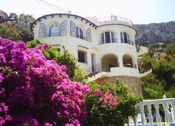 Thumbnail 4 bed villa for sale in Calpe, Alicante, Costa Blanca. Spain
