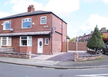 Thumbnail 3 bed semi-detached house for sale in Gordon Road, Swinton, Manchester